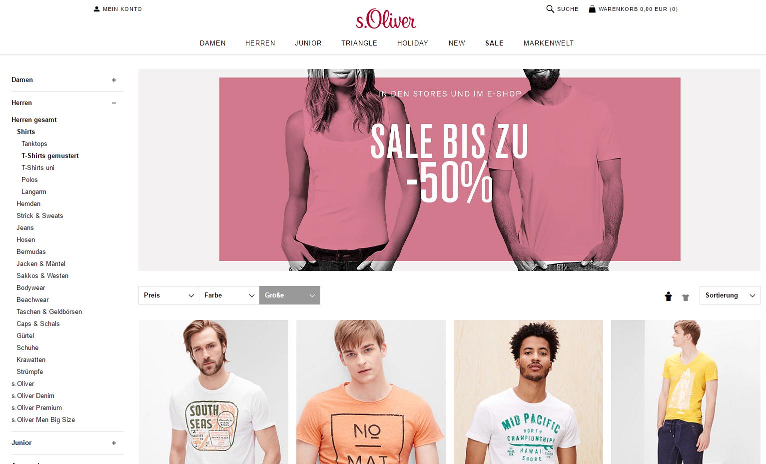 Wenn Männer sich 'ne Jeans kaufen wollen – ein Wut-Artikel!