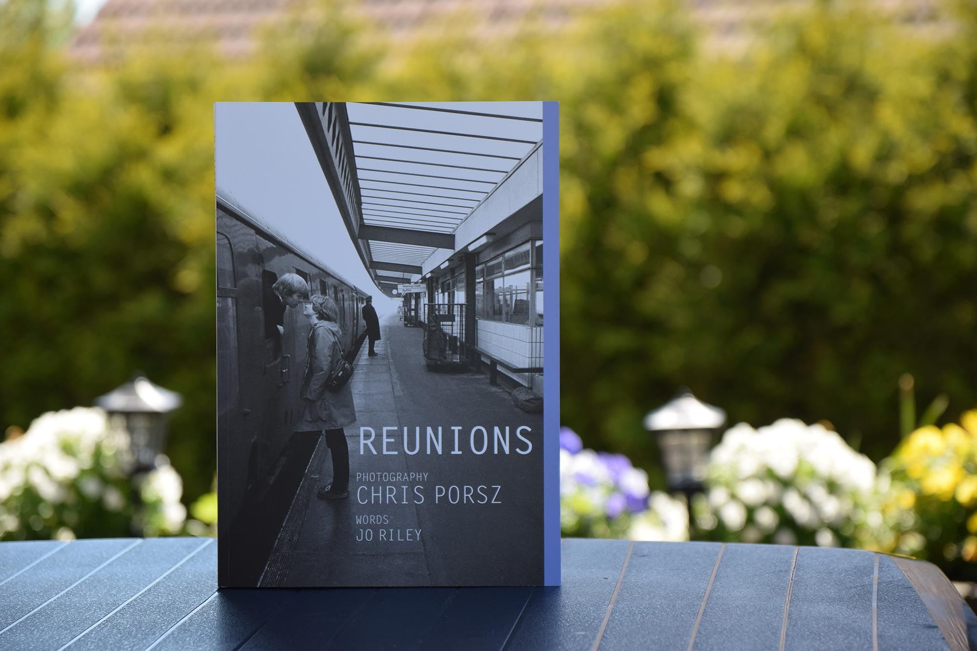 Cover von Buch Reunions von Chris Porsz